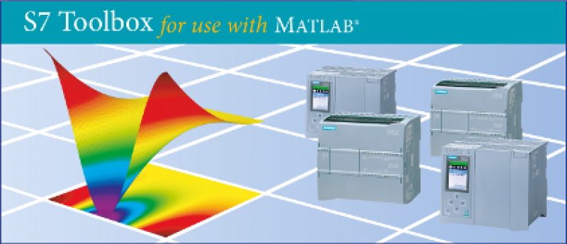 IP S7 Link Advanced for MATLAB