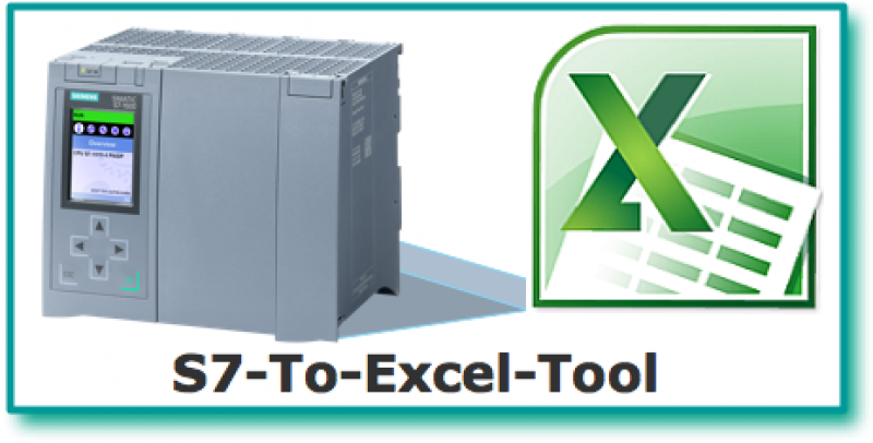S7 to Excel - Tool